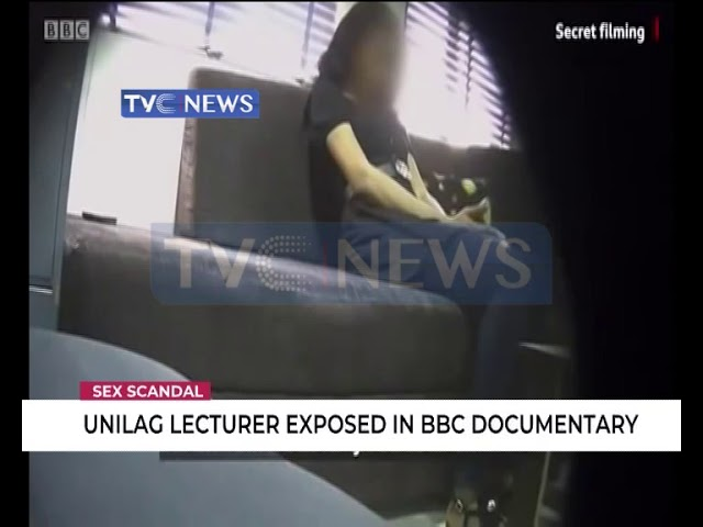 girl pees during news broadcast